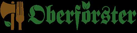 Logo Oberförster transparent